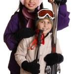 Skiers — Stock Photo #2798580