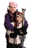 Ready for the ski season — Stock Photo