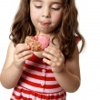 Tasty doughnut treat — Stock Photo #2808386