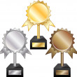 Awards — Stock Vector #3695506