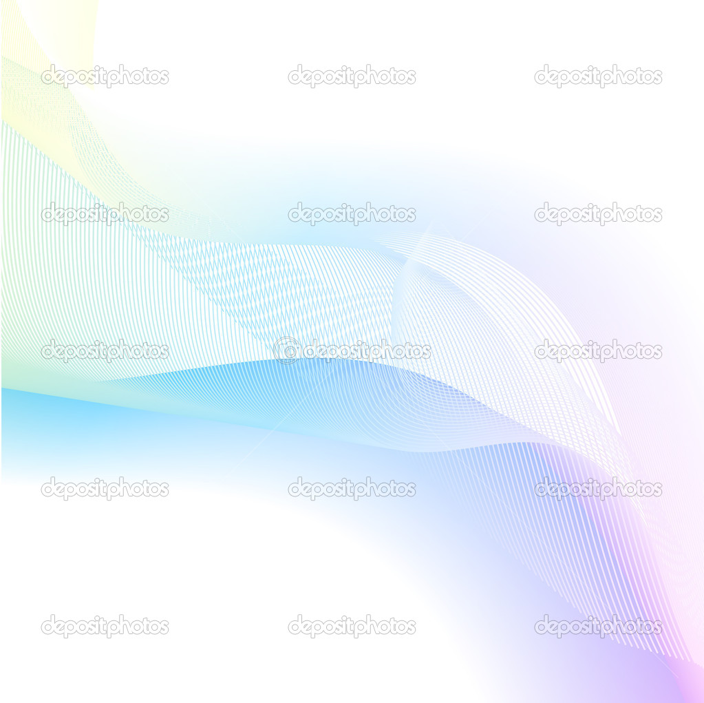 Abstract background with delicate colors — Stock Vector #3908809