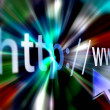 Http- surf the web - Stock Photo