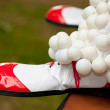 Royalty-Free Stock Photo: Clown shoes