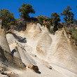 Sandstone up in the mountains - Stockfoto
