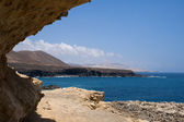 Coast of Fuerte Ventura — Photo