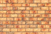 Modern brick-wall — Stock Photo