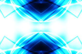 Abstrait bleu — Photo