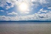 Bright seascape — Stock Photo