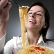 Spaghetti — Stock Photo #3194156