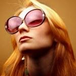 lunettes de soleil — Photo