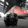 Railway industry — Stock Photo