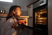 Cottura al forno — Foto Stock