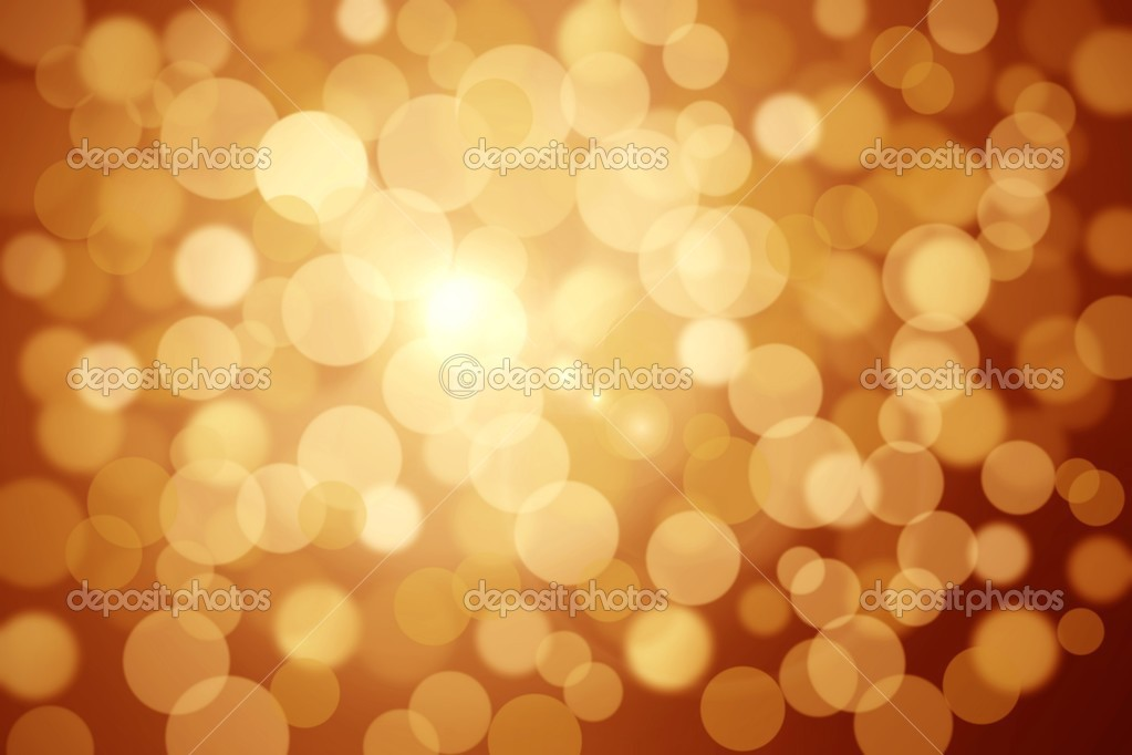 Golden and orange glitters — Stock Photo #3194924