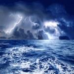 tempestade — Foto Stock