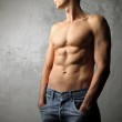 Perfect body — Stock Photo #3201135