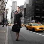 Taxi — Stock Photo #3209796