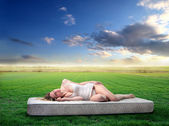 Deep sleep — Stock Photo