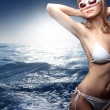 Royalty-Free Stock Photo: Bikini