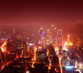 Asian city — Stock Photo