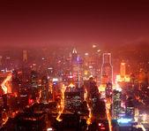 Asian city — Stock Photo