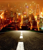 城市 — 图库照片