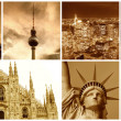 Architecture and history — Stock Photo