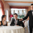 Restaurant — Stock Photo #3857325