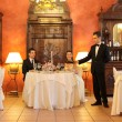 Wedding dinner - Foto de Stock