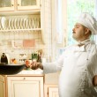 Stockfoto: Cook at home