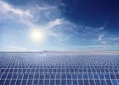 зеленая энергия — Стоковое фото