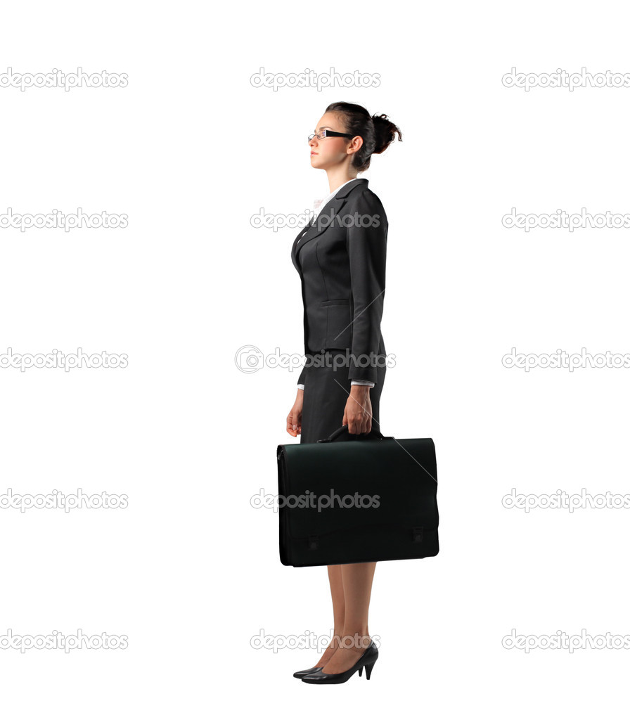 Young businesswoman — Stock Photo #3857439