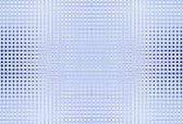 White and blue abstract computer graphic — Stock Photo