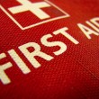 Foto de Stock  : First Aid Kit