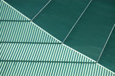 Abstract Background of a Green Roof — Stock Photo