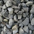 Abstract background of gravel — Stock Photo