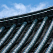 Architecture Detail of Korean Temple — Stock Photo