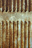 Ndustrial Image Of Rusty Air Vents — Stock Photo