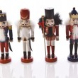 Old Nutcrackers — Stock Photo