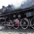 Steam locomotive — Stock Photo #2730239