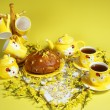 Tea set — Stock Photo #2730604