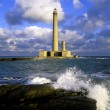 Lighthouse in France — Stock Photo