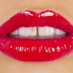 Постер, плакат: Red lipstick