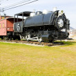 Steam locomotive — Stock Photo #2738018