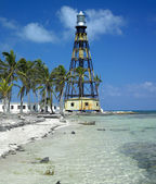 Lighthouse in Cuba — Stock Photo