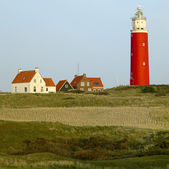 Lighthouse in Netherlands — Stock Photo