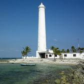 Lighthouse in Cuba — Stock Photo