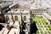 Sevilla — Stock fotografie