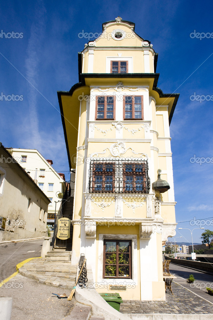 House of the good shepherd, Bratislava, Slovakia — Stock Photo #2736028