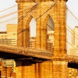 Brooklyn Bridge — Stock Photo #2743121