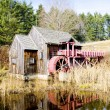Stock Photo: Grist mill